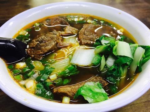 昆陽牛肉麺の